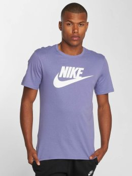 Nike T-Shirt Futura purple