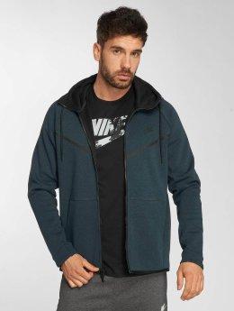Nike Zip Hoodie Sportswear Tech Fleece Windrunner green
