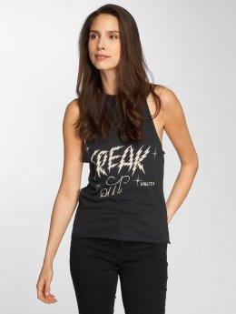 Nikita Tank Tops Freak Out black