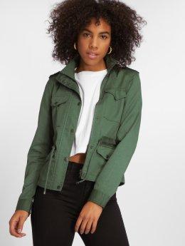 Noisy May Lightweight Jacket nmTrine green
