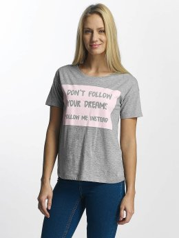 Noisy May T-Shirt nmAlfred gray