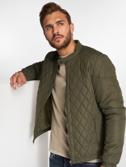 Only & Sons Lightweight Jacket onsSilas olive