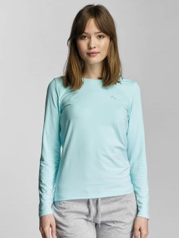 Only Play Longsleeve onpClaire Plain blue