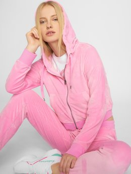Only Zip Hoodie onlKalisha pink