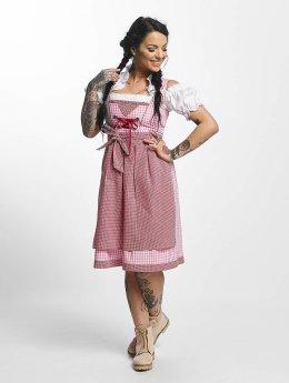 Paris Premium Dress Traditional  pink