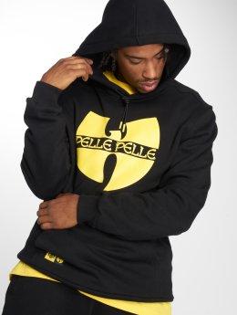 Pelle Pelle Hoodie x Wu-Tang Batlogo Mix black