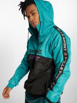 Pelle Pelle Lightweight Jacket Vintage Sports turquoise