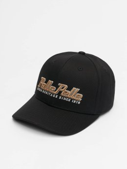 Pelle Pelle Snapback Cap Heritage Curved black