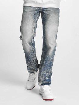 Pelle Pelle Straight Fit Jeans Baxter blue