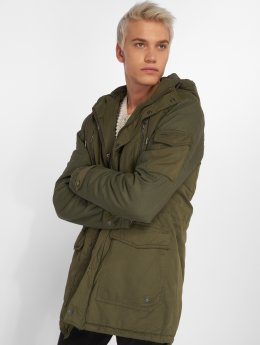 Petrol Industries Winter Jacket Parka olive
