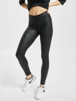 Pieces Leggings/Treggings New Shiny black