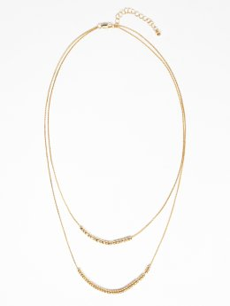 Pieces Necklace pcTatum Combi gold