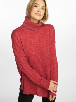 Pieces Pullover pcAnilla red