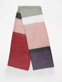 Pieces Scarve / Shawl pcFlow  red