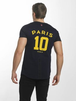 PSG by Dwen D. Corréa T-Shirt Neymar blue