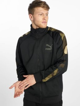 Puma Lightweight Jacket Wild Pack T7 black