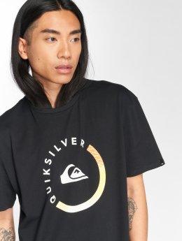 Quiksilver T-Shirt Slab Session black