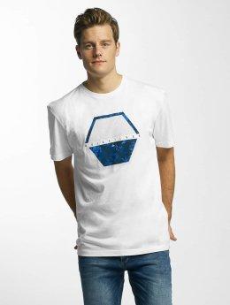 Quiksilver T-Shirt Classic Comfort Place white