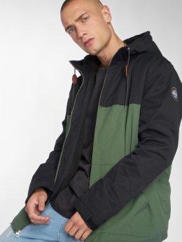 Quiksilver Winter Jacket Wanna black