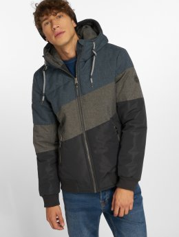 Ragwear Winter Jacket Tricole blue