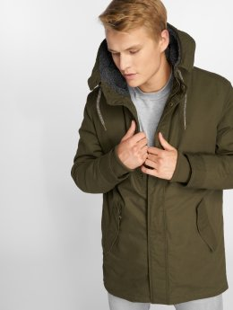 Ragwear Winter Jacket Mr Smith olive