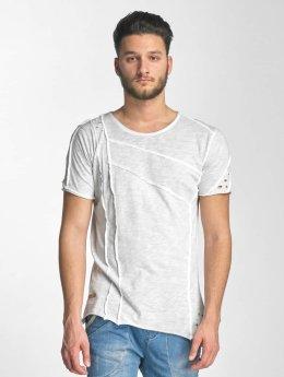 Red Bridge T-Shirt Patchwork gray