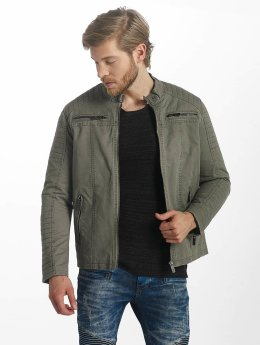 Red Bridge Winter Jacket RB Biker khaki