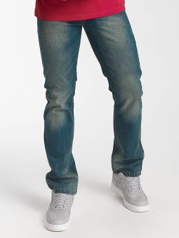 Rocawear Straight Fit Jeans Relax Fit blue