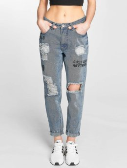 Rock Angel Boyfriend Jeans Boyfriend blue