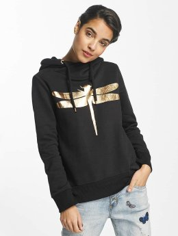 Rock Angel Hoodie Mira black