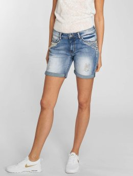 Rock Angel Short Caitlin Pearl blue
