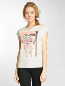 Rock Angel T-Shirt Vacancy beige