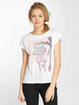 Rock Angel T-Shirt Vacancy white