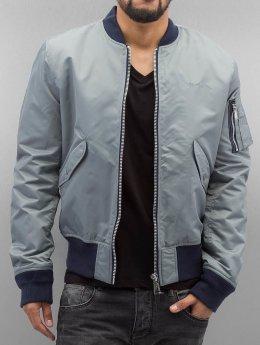 Schott NYC Bomber jacket Bomber gray