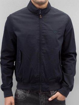 Schott NYC Lightweight Jacket Stardust blue
