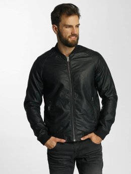 SHINE Original Leather Jacket Shane black