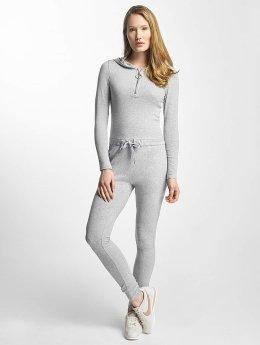 Sixth June Jumpsuits Hooded Longsleeve  gray