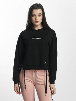 Sixth June Pullover Lace  black