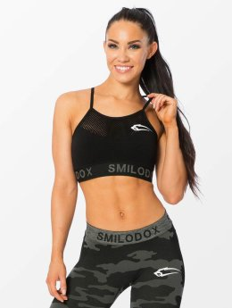 Smilodox Sports Bra Breezy black