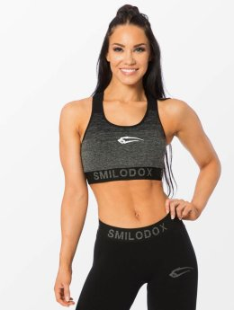 Smilodox Sports Bra Mellow black