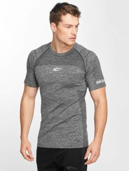Smilodox T-Shirt Prdie Seamless gray