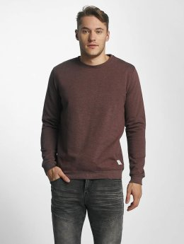 Solid Pullover Garon red