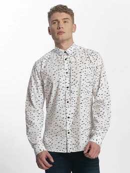 Solid Shirt Ladd white
