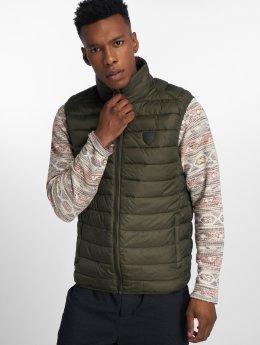 Solid Vest Kendrick green