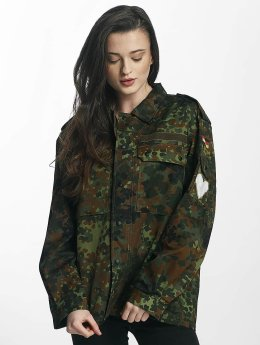 Soniush Lightweight Jacket Club camouflage