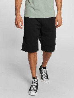 Southpole Tech Fleece Shorts Black