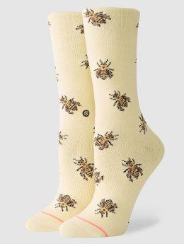 Stance Socks Buzzchill yellow
