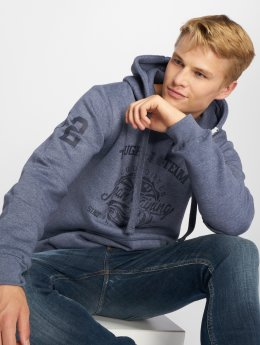 Sublevel Hoodie Lennon blue