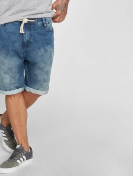 Sublevel Short Sweat Denim Optics blue