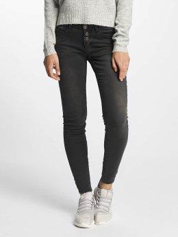 Sublevel Skinny Jeans Transparent World black